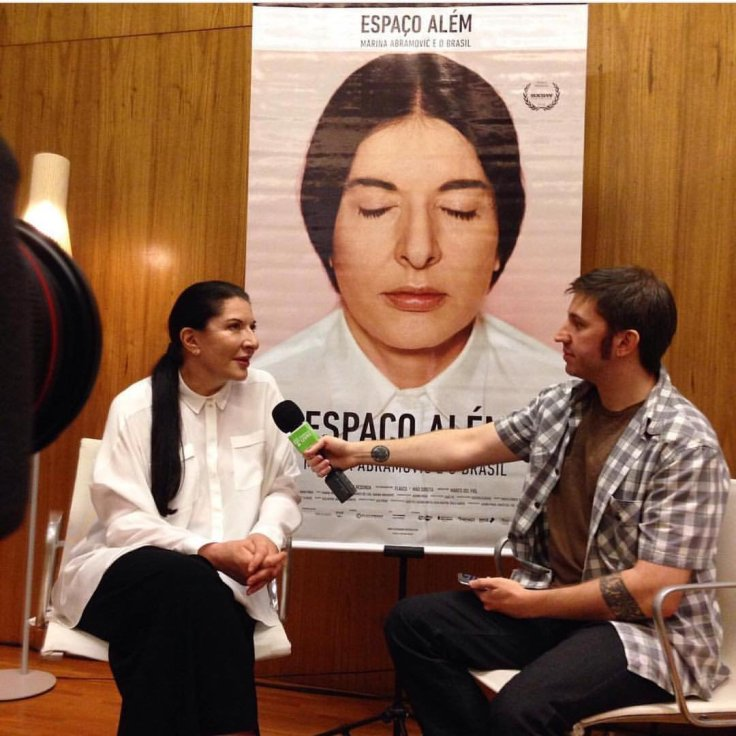 EntrevistaMarinaAbramovicCatraca